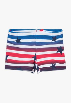 Sanetta - SWIM TRUNKS BABY - Uimahousut - karmin