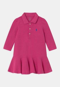 Polo Ralph Lauren - Vestido informal - college pink/boysenberry