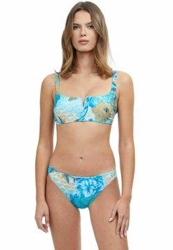 Gottex - Bikini-Top - multi/blue