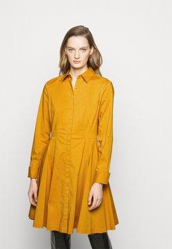 Steffen Schraut - EXCLUSIVE BLOUSE DRESS - Vestido camisero - gold