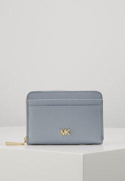 MICHAEL Michael Kors - MOTTZA COIN CARD CASE - Portefeuille - pale blue