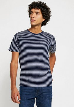CELIO - NEUNIRAY - T-Shirt print - navy blue