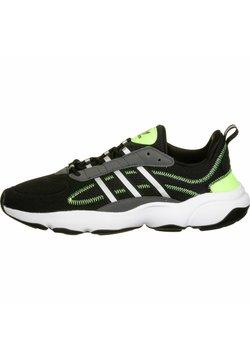 adidas Originals - HAIWEE - Zapatillas - black/silver