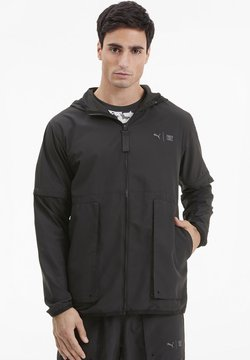 Puma - FIRST MILE - Laufjacke - black