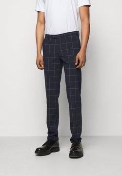 DRYKORN - PIET - Spodnie garniturowe - dark blue