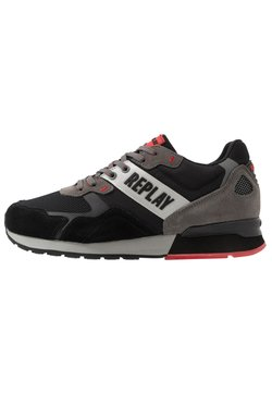 Replay - GARWING - Sneaker low - black/grey