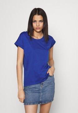 Vila - VIDREAMERS PURE - T-shirt basic - mazarine blue