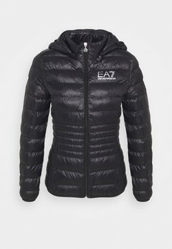 EA7 Emporio Armani - JACKET - Overgangsjakker - black
