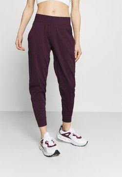Under Armour - MERIDIAN JOGGERS - Pantalones deportivos - polaris purple