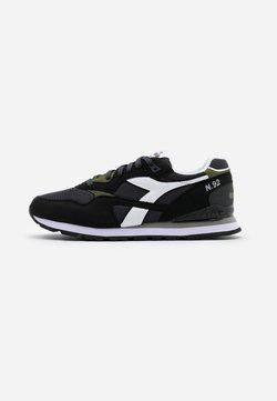 Diadora - N.92 - Sneakers laag - black phantom