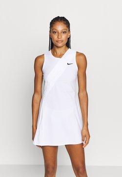 Nike Performance - MARIA DRESS - Robe de sport - white/black