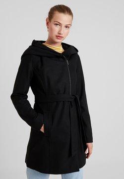 Even&Odd - Classic coat - black