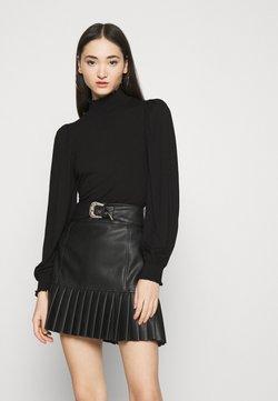 ONLY - ONLELVA  SMOCK - Maglietta a manica lunga - black