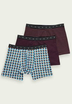Scotch & Soda - 3-PACK - Shorty - combo a