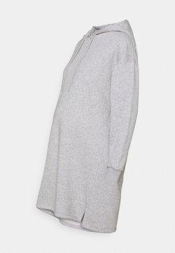 Pieces Maternity - PCMCHILLI DRESS - Robe d'été - light grey melange
