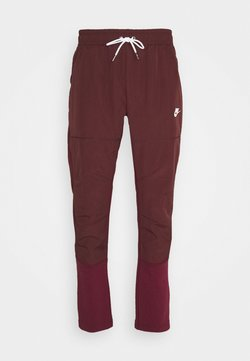 Nike Sportswear - PANT - Jogginghose - dark beetroot/mystic dates/ice silver/white