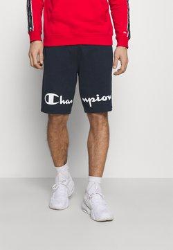 Champion - BERMUDA - Pantalón corto de deporte - navy
