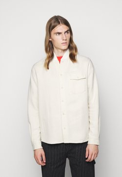 YMC You Must Create - DELINQUENTS COLLAR - Overhemd - white