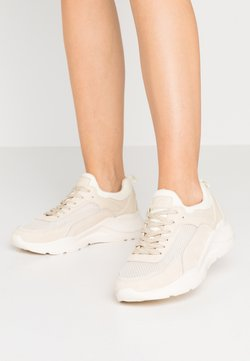 Anna Field - LEATHER - Sneakers - beige