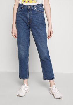 Monki - TAIKI CLASSIC - Slim fit jeans - blue medium dusty