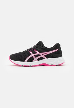 ASICS - GEL-CONTEND - Zapatillas de running neutras - black/pink glo