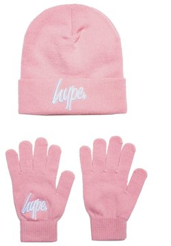Hype - SET - Fingerhandschuh - pink