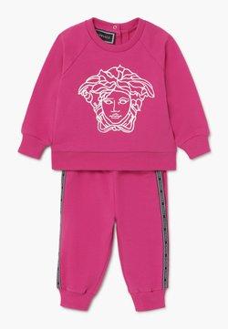 Versace - TUTA BABY SET - Survêtement - fuxia