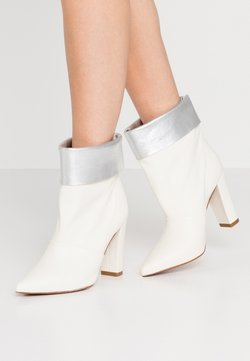 Toral - SAVINA - High Heel Stiefelette - offwhite