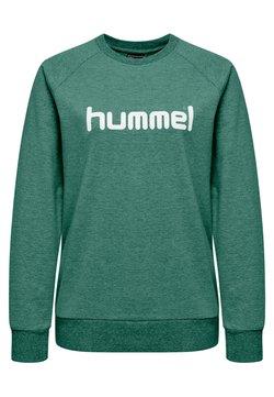 Hummel - Sweater - evergreen