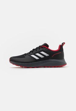 adidas Performance - RUNFALCON 2.0 TR - Zapatillas de running neutras - core black/silver metallic/grey six