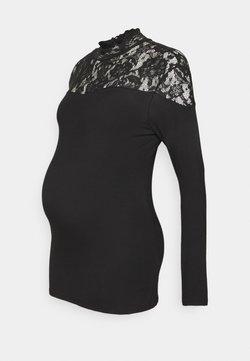 Supermom - TEE - Camiseta de manga larga - black