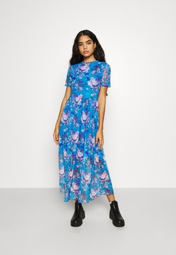 Moves - MALISSA - Day dress - arzur blue