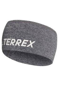 adidas Performance - TERREX TRAIL HEADBAND - Orejeras - grey