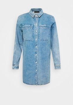 Karen by Simonsen - CAILY - Bluse - medium blue denim