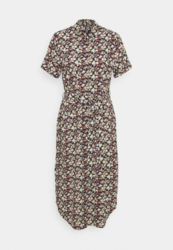 Pieces - PCCECILIE DRESS - Blusenkleid - plein air