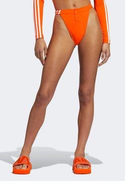 adidas Originals - IVY PARK SNAP - Bikinialaosa - orange