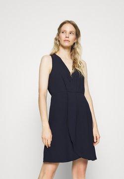 NAF NAF - COCO - Cocktailkleid/festliches Kleid - bleu marine