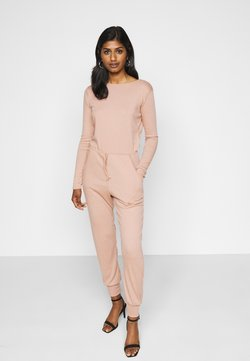 Missguided Petite - Overall / Jumpsuit - sand