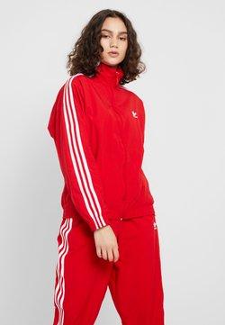 adidas Originals - ADICOLOR SPORT INSPIRED NYLON JACKET - Windbreaker - scarlet