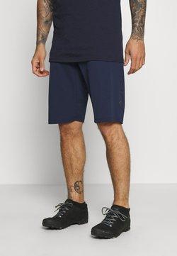 Triple2 - HOOT CYCLE RUNNING SHORT MEN - kurze Sporthose - peacoat