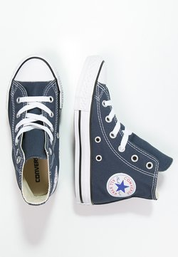 Converse - CHUCK TAYLOR ALL STAR - Sneakers high - blau