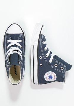Converse - CHUCK TAYLOR ALL STAR - Sneakersy wysokie - blau