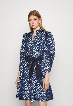 Diane von Furstenberg - DIANA DRESS - Blusenkleid - blue