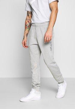 Nike Sportswear - JDI PANT FT WASH - Jogginghose - smoke grey/sail