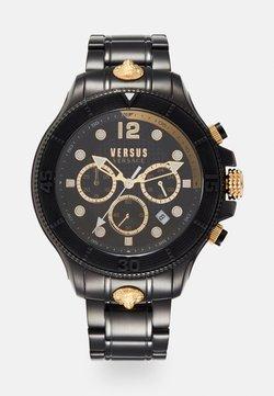 Versus Versace - VOLTA - Montre à aiguilles - black/gold-coloured