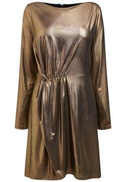 Next - KNOT WAIST BODYCON - Cocktailkleid/festliches Kleid - gold