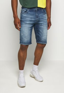Cars Jeans - TREVON  - Jeansshort - blue denim