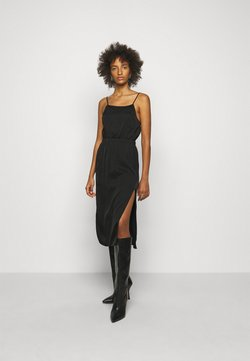 DESIGNERS REMIX - EMME FRONT DRESS - Etuikleid - black