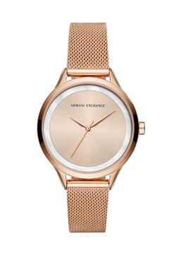Armani Exchange - Watch - roségold-coloured