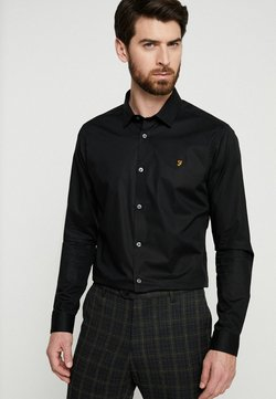 Farah Tailoring - HANDFORD SLIM FIT - Businesshemd - black